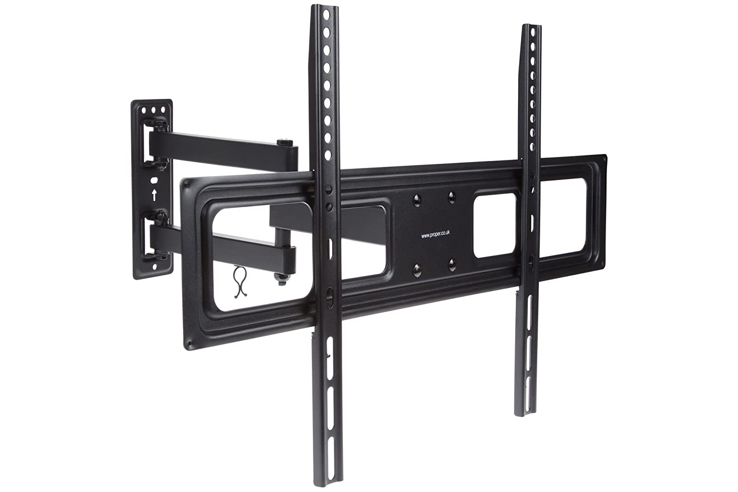 Home Improvement Flat Slim Tv Wall Mount Bracket 23 28 30 32 40 42 48 50 55 Inch Led Lcd Plasma 100% High Quality Materials Bathroom Fixtures