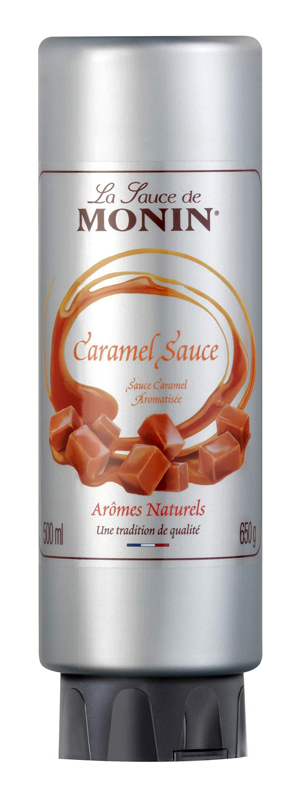 La Sauce de MONIN Caramel 500 ml