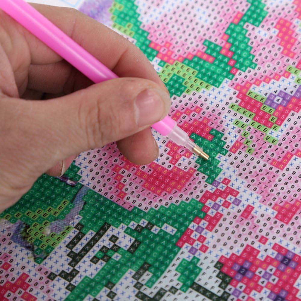 Staron Cross Stitch Kit 5D Diamond Embroidery Painting Accessories Tools Set DIY Art Wall Decor Craft DIY 5D Diamond Painting I