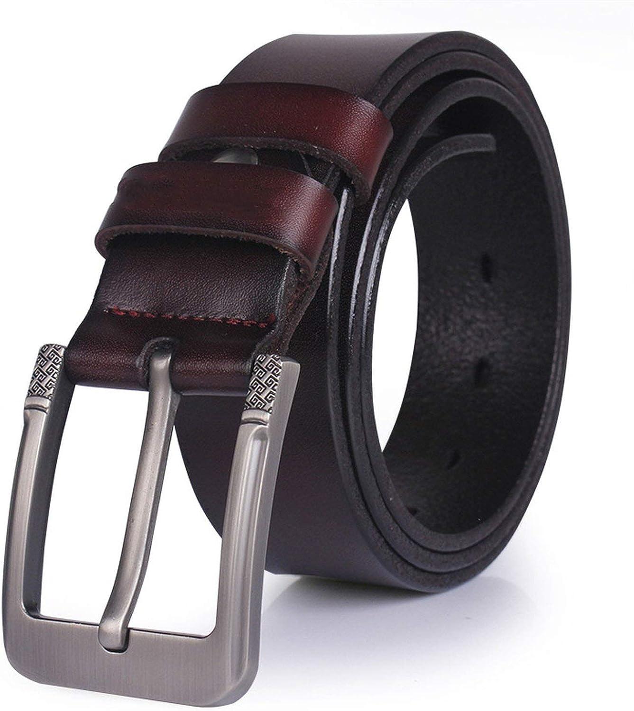 genuine leather belt luxury designer belts men new fashion Strap male Jeans for man cowboy belt men