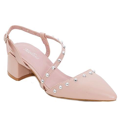 stile alla moda ultima moda vendita più calda Toocool - Scarpe Donna Sabot Sandali Decollete Punta Borchie ...