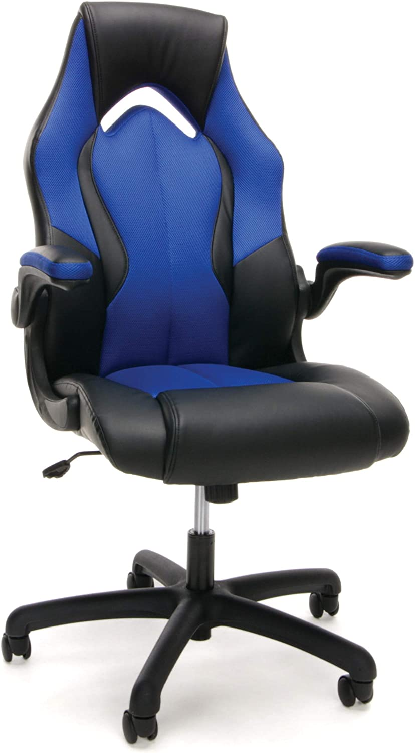 OFM Essentials High-Back Racing Style Gaming Chair and Office Chair