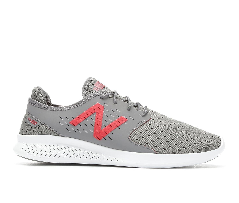 New Balance Men's Coast V3 Running-Shoes B01N66HSPO 13 4E US Grey