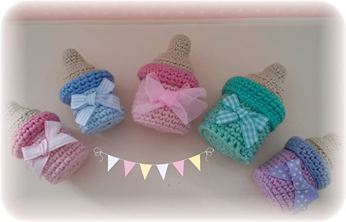 Biberón a crochet.: Amazon.es: Handmade