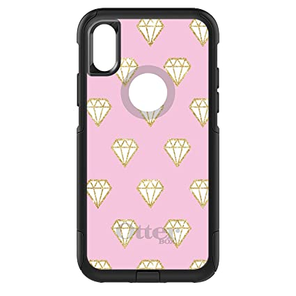 Amazon.com  DistinctInk Case for iPhone X XS (NOT Max) - OtterBox ... 24dc39fe50