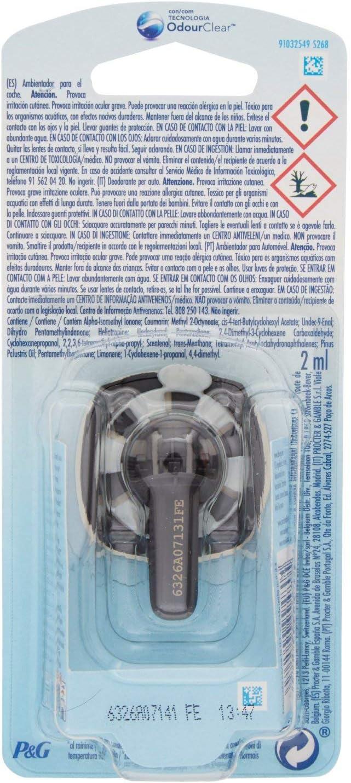Ambi Pur Car Vanille Lufterfrischer Für Autos Mit Clip Drogerie Körperpflege