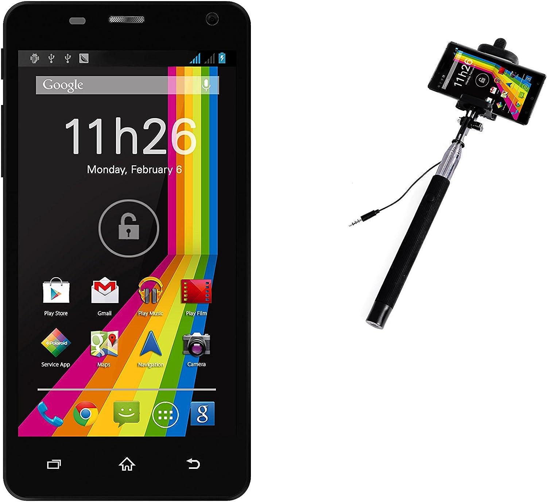 Polaroid Sky 5 Smartphone Libre 3 G + (Pantalla: 5 Pulgadas – 4 GB ...