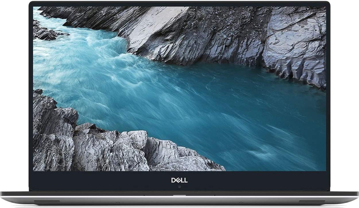"Newest Dell XPS 15.6"" 4K UHD InfinityEdge Touchscreen Ultra-Light Gaming Laptop
