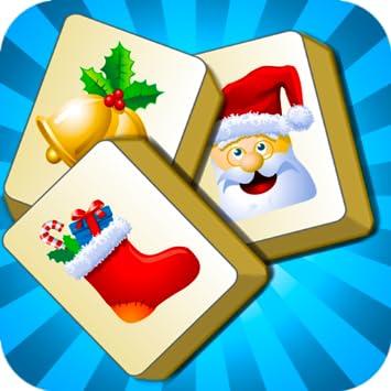 Mahjong Christmas.Mahjong Xmas