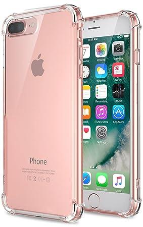 carcasas iphone 7 plus transparente