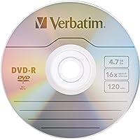 Verbatim 97493 DVD-R 4.7GB, 16X, torre de 50 unidades