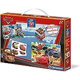 Clementoni 13791 Cars 2 mini Edukit - Set de mini juegos educativos