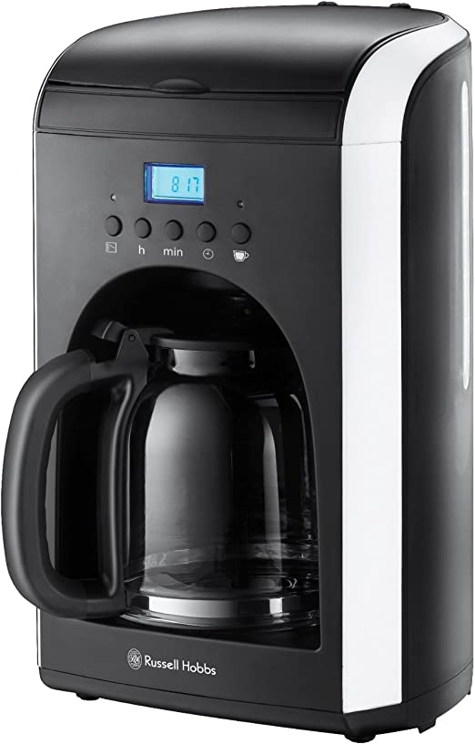 Russell Hobbs 18536-56 Mono Collection - Cafetera de goteo, 1,8 L ...
