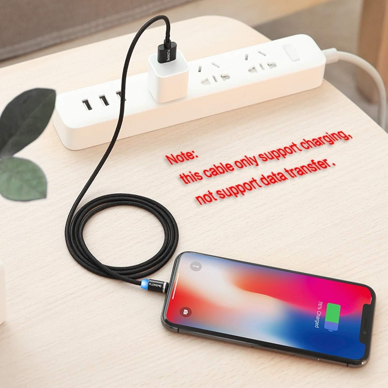 Amazon.com: MARIA_HANAN 1M Cable de carga magnético, Micro ...