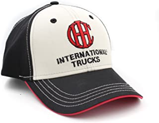 a4399d08af4 H3 Headwear International Trucks Logo 6-Panel Adjustable Hat