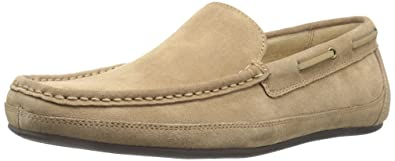 206 Collective Mens Pike Driving Slip-on Loafer, Camel Tan, ...