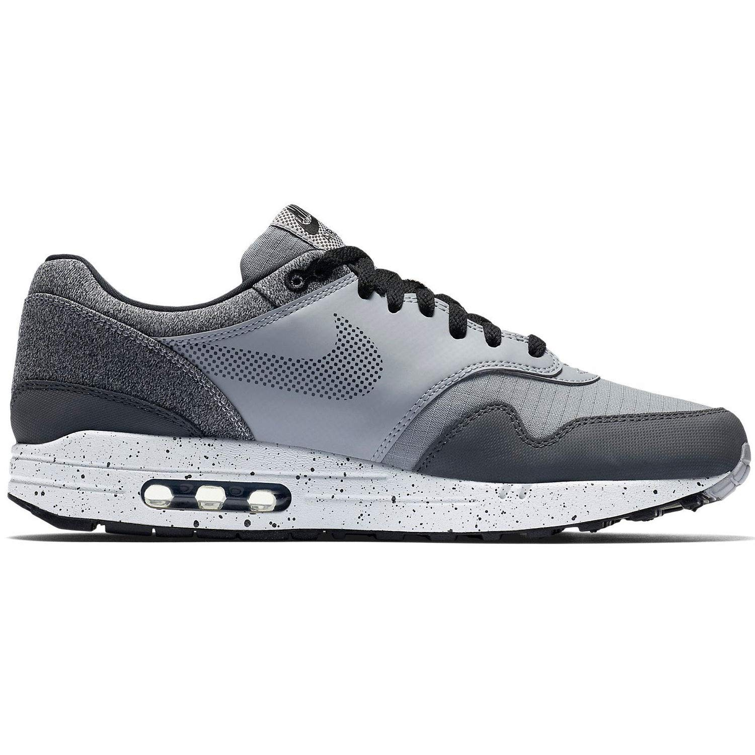 | Nike Mens Air Max 1 SE Running Shoes Wolf Grey