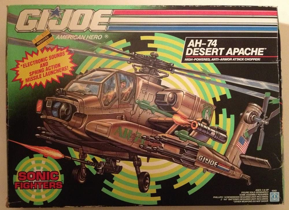 Working spring action!! G I JOE Accessory  1991 Wild Bill    Missile Launcher
