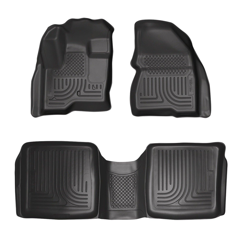 Delightful Amazon.com: Husky Liners Front U0026 2nd Seat Floor Liners Fits 09 16 Flex,  10 14 MKT: Automotive