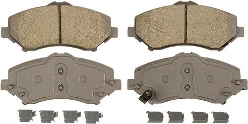 Wagner Brakes QC1273 ThermoQuiet Brake Pads