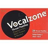 Vocalzone Throat 24 Pastilles - 24pasti