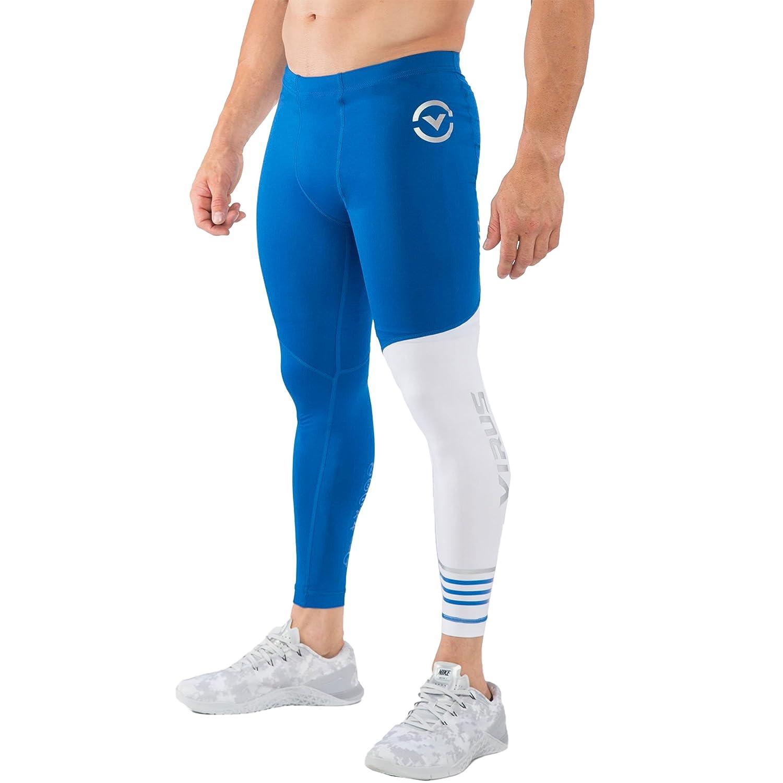 VIRUS // PERFORMANCE PANTS メンズ B077JHD5JY S|Electric Blue/White Electric Blue/White S