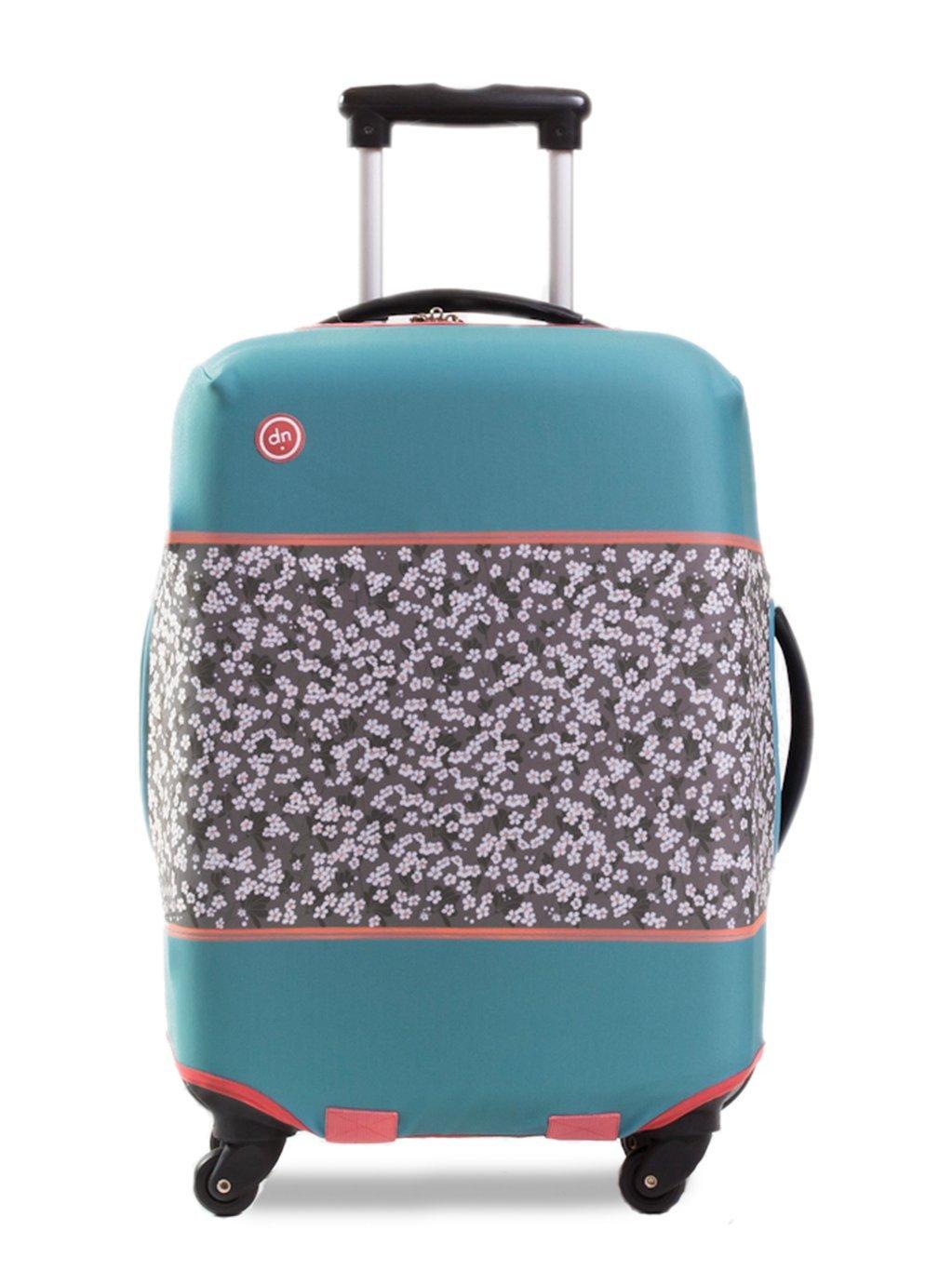 Dandy Nomad Housse de valise Kyoto Bleu Regenhülle, 26 cm, Blau (Bleu)