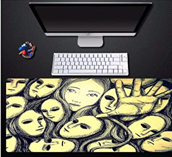 czxmp Gran Mouse Mouse Pad de Personalidad Creativa Mouse Pad ...