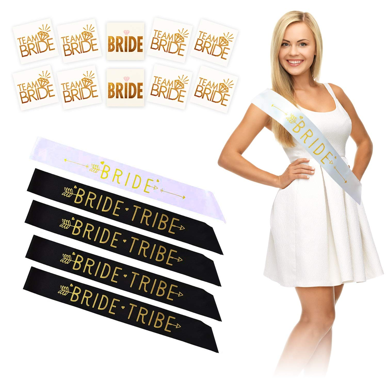 Happy T Bachelorette 15 Piece Party Bundle