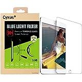 Cyxus [Mieux dormir] Filtre UV Dureté 9H Premium en verre trempé Blocage de lumière bleue ray de blocage Bloc Film protecteur d'écran pour Apple iPad 1/2/3/4 (iPad 9,7 pouces), idéal pour les femmes