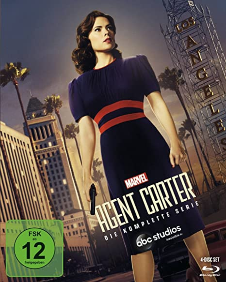 Marvel's Agent Carter - Die komplette Serie [Blu-ray]