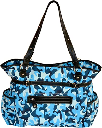 Khataland Yoga Bag/Carryall - Serendipity - Perfect companion to YoFoMat(TM) - Carry all your yoga/gym gears in style!