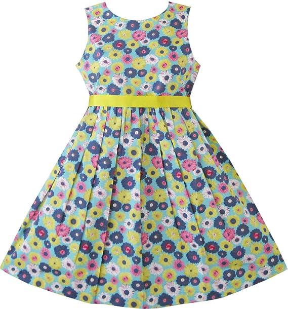 Para Hacer Vestidos De Niña Amarillo Diseño De Playa Diseño