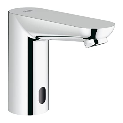 Euroeco Cosmopolitan E Centerset Touchless Bathroom Faucet - Tub And ...