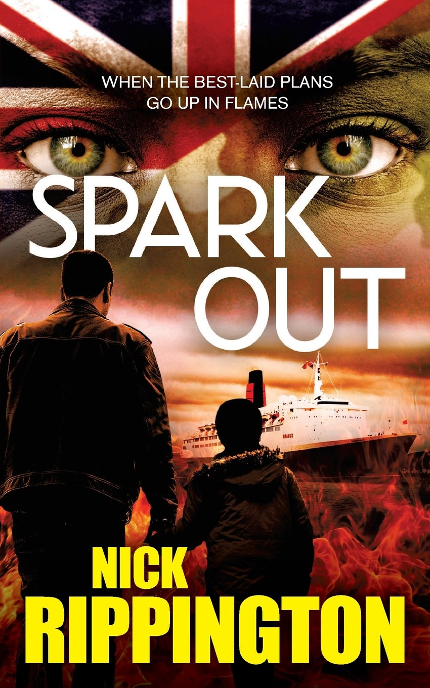 Spark Out (Boxer Boys volume 2) ebook
