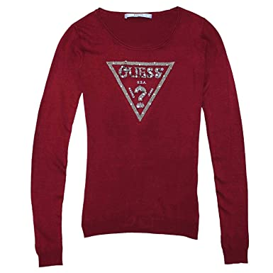 co Amazon Clothing Sweater G5a4 W84r81 Guess uk Z2760 qA7xUqw