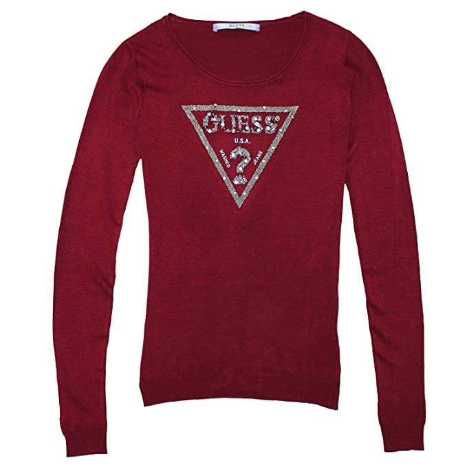 G5a4 Abbigliamento Guess Amazon it Maglione W84r81 Z2760 PqxfnT78