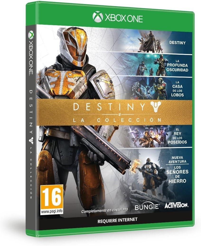 Destiny: The Collection: Amazon.es: Videojuegos