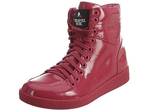 Travel Fox Zapatillas de Moda para Mujer 39 EU Fucsia: Amazon.es: Zapatos y complementos