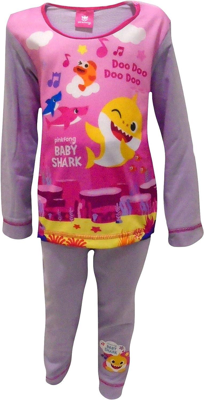 Baby Shark Doo Doo Girl's Pajamas