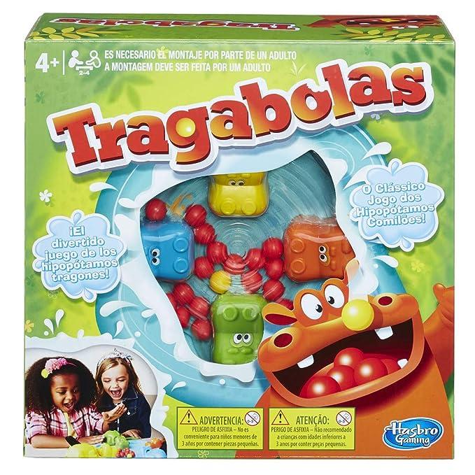 juguete tragabolas Hasbro