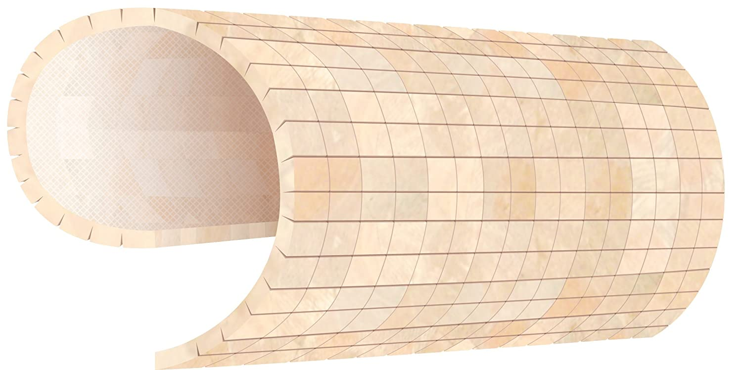End Grain Balsa Core 5//8 Flexible and Uncoated from CoreLite