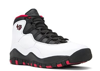 huge discount 82a2f 52cde Image Unavailable. Image not available for. Color  Air Jordan 10 Retro Bg ( Gs)  Double Nickel  ...