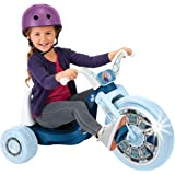 "Frozen 2 Fly Wheels 15"" Cruiser Ride-On with 3 Position Adjustable Seat, Ages 3-7"