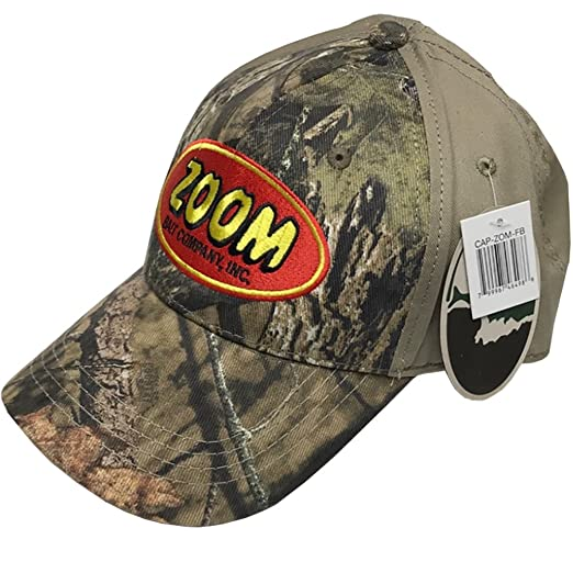 2e7d2b1b08845 Image Unavailable. Image not available for. Color  Mossy Oak Zoom Men s  Camo Hat
