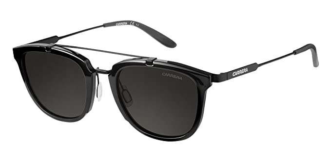 f8b0e0e519 Image Unavailable. Image not available for. Colour  Carrera UV Protected  Square Unisex Sunglasses ...