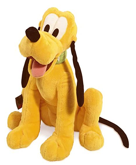 f177a5d3108 Buy CIPS Pluto Dog Stuffed Plush Soft Toys (Yellow 40 cm) Online at Low  Prices in India - Amazon.in