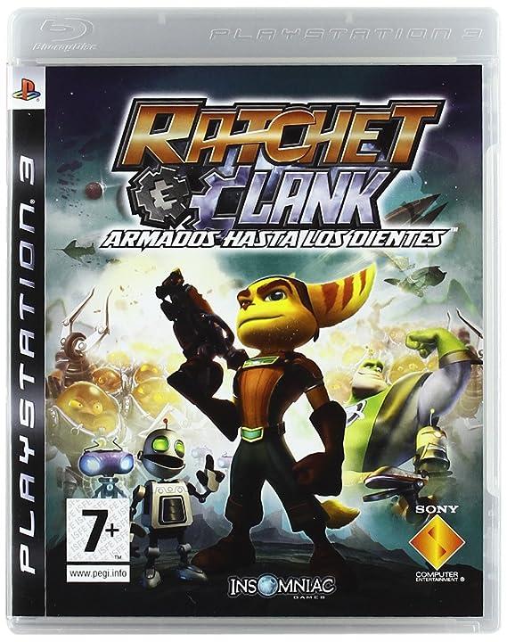 Ratchet & Clank: Armados Hasta Los Dientes: Amazon.es ...