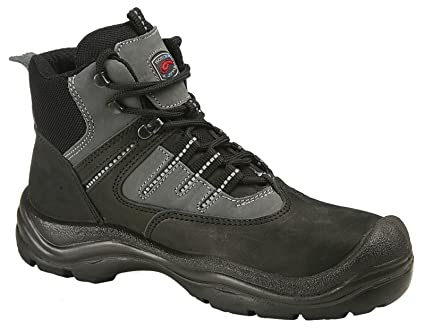 Giasco - Zapatos de seguridad botas de seguridad s3 trieste s3 eds, gr. 39