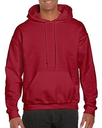 Gildan Dryblend Adult Hooded Sweatshirt, Sudadera con Capucha para Hombre: Amazon.es: Ropa y accesorios